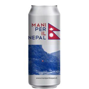Bira Chiara Mani per il Nepal