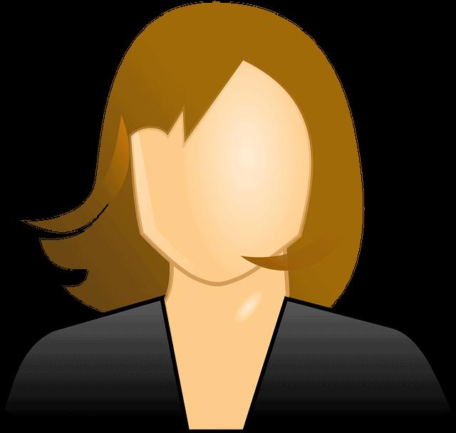 membro di comitato Profilo Donna