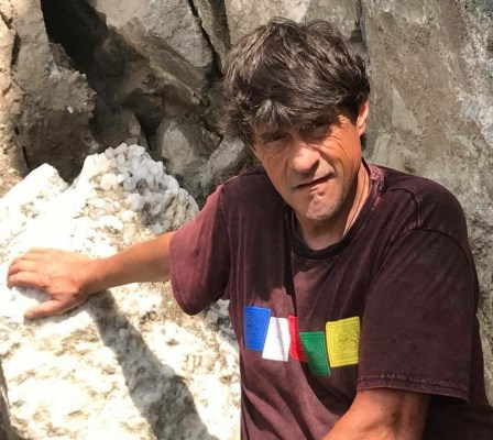 Daniele Foletti Presidente Mani per il Nepal